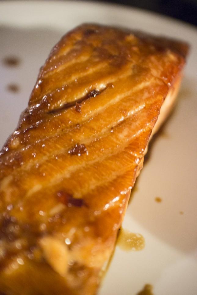 saumon teriyaki 2