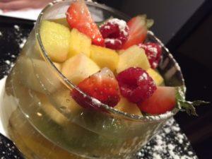 Minestrone di frutta fresca