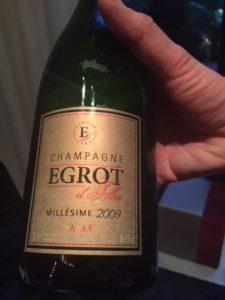 chanpagne Egrot et filles_2009