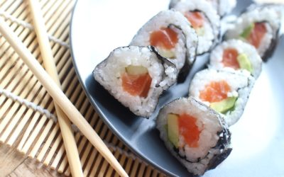 makis saumon avocat 1