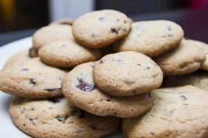 cookies aux pépites chocolat