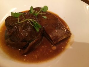 epaule d agneau confite_lasagne de champignons