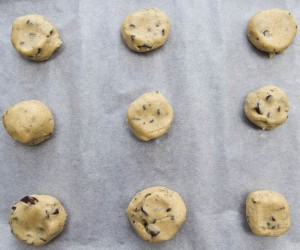 taille des cookies