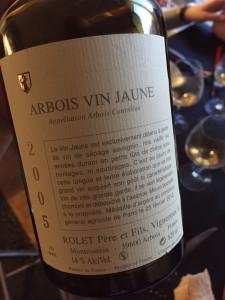 vin jaune_arbois