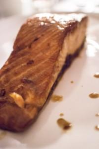 saumon teriyaki
