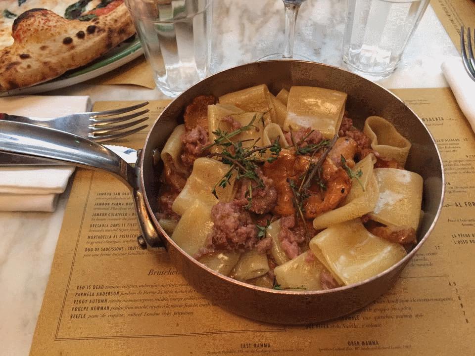 Restaurant La Bonne Pate