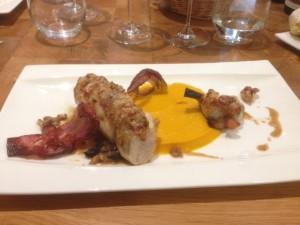 poulet et puree potimarron_chezrichard