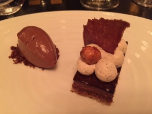 les clmats dessert chocolat