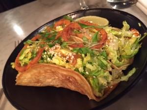 aux pres tacos volaille cacahuetes