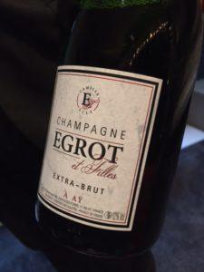 Champagne Egrot et filles_extra brut