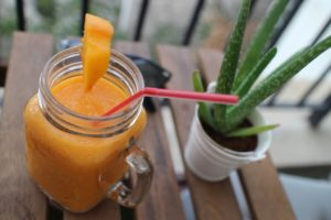smoothie melon peche2